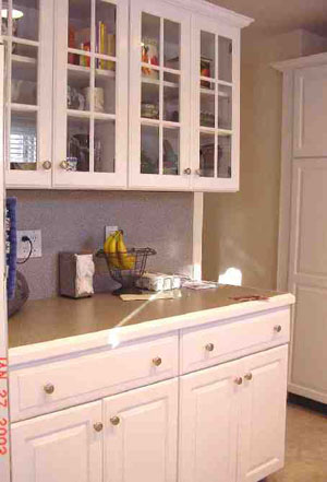 painting kitchen cabinets in Westchester County